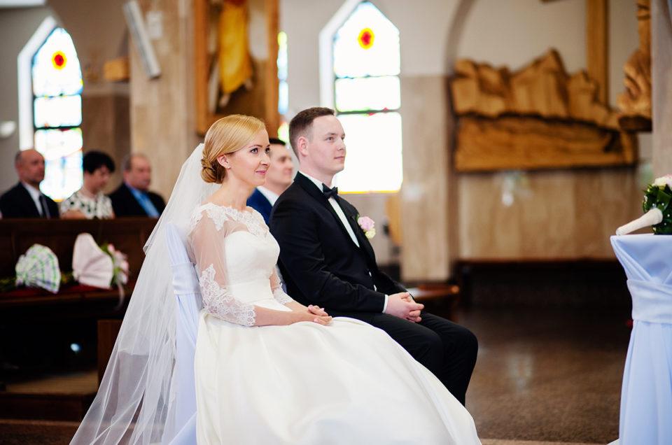 Kłopotliwa wiązanka ślubna
