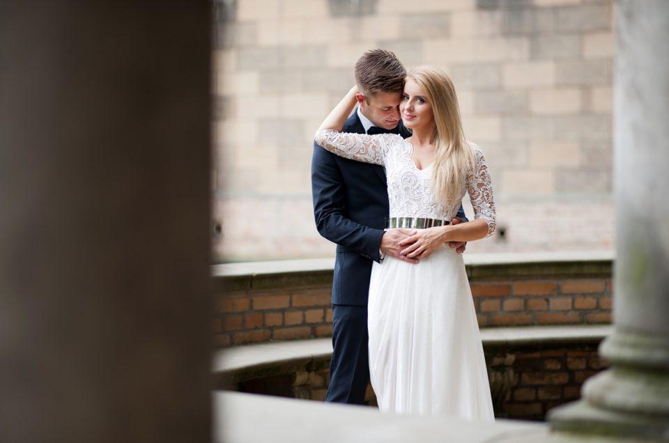 Elegancka sesja ślubna w pięknym Poczdamie
