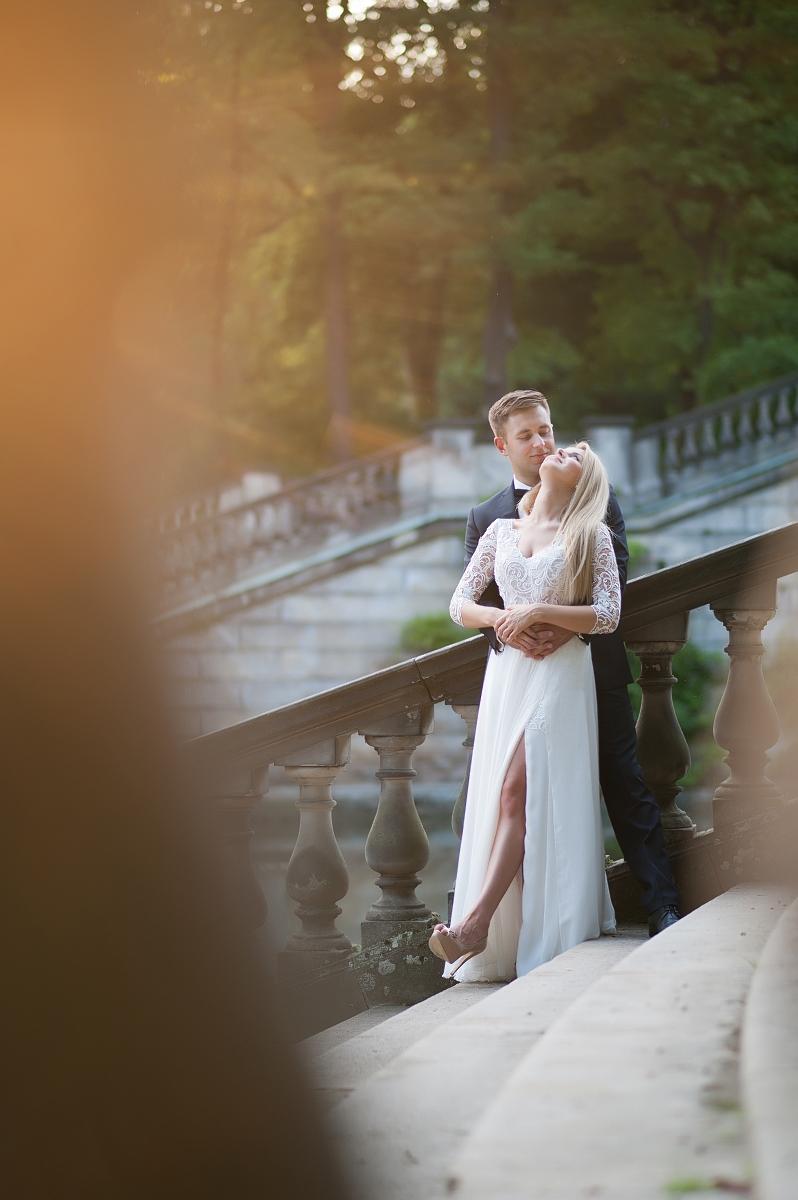klimatyczne zdjęcia ślubne gorzow