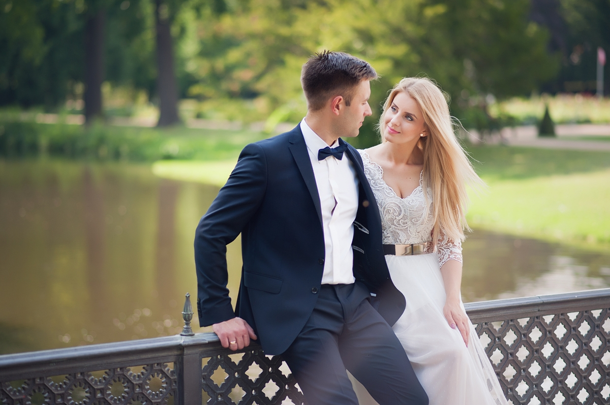 sesja ślubna w plenerze gorzow