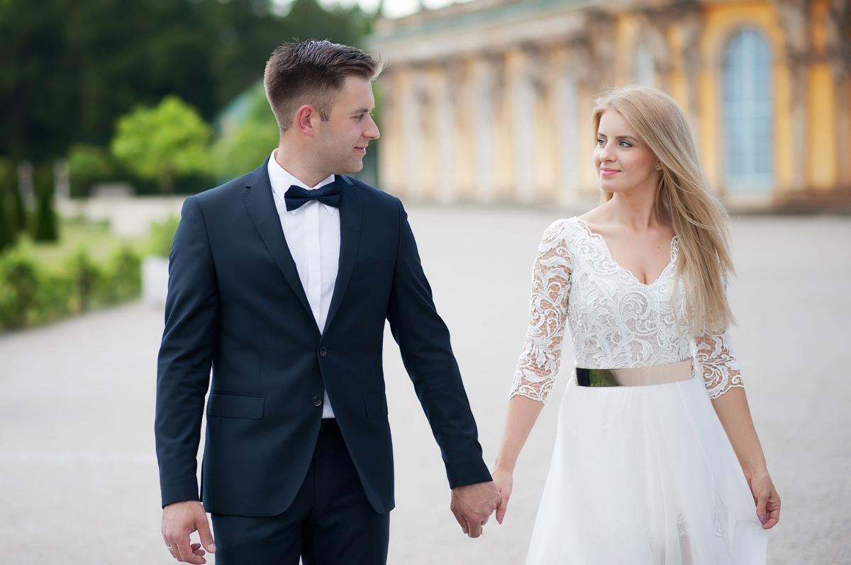 sesja ślubna w poczdamie