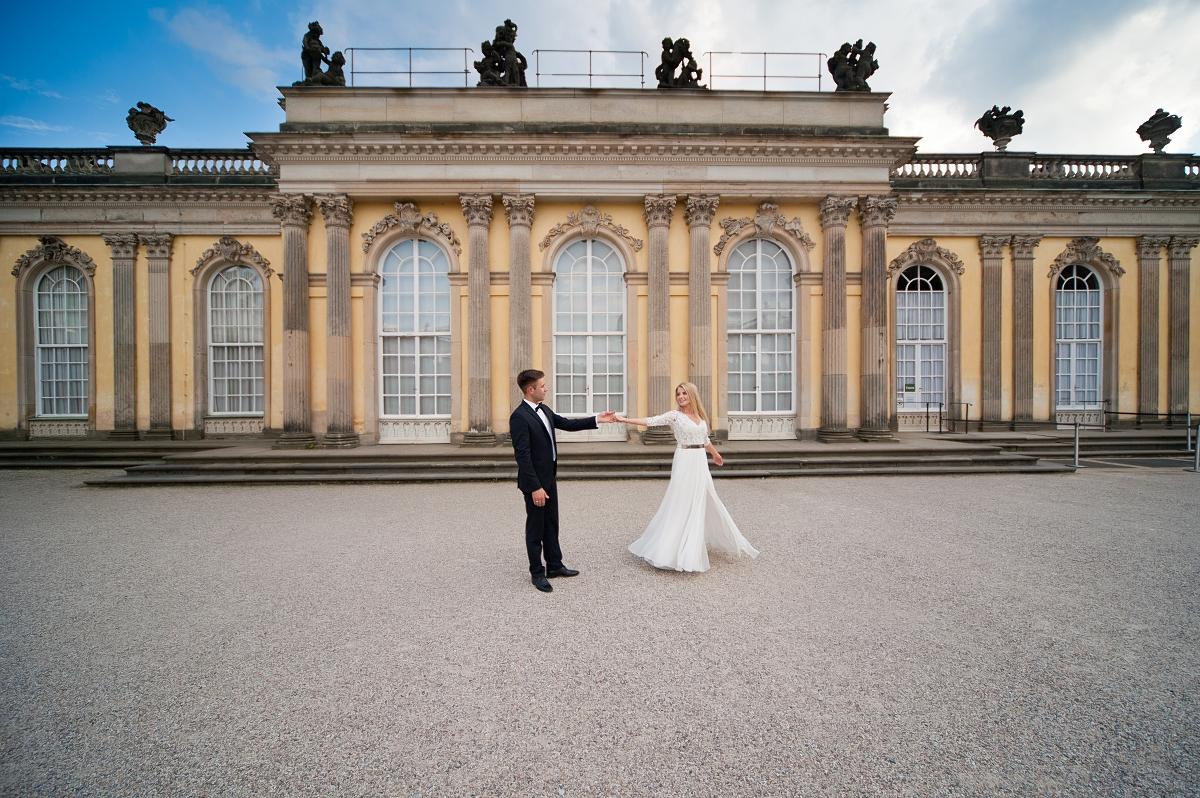 zdjęcia z sesji ślubnych lubuskie